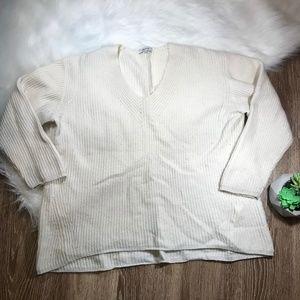 Madewell V Neck Sweater